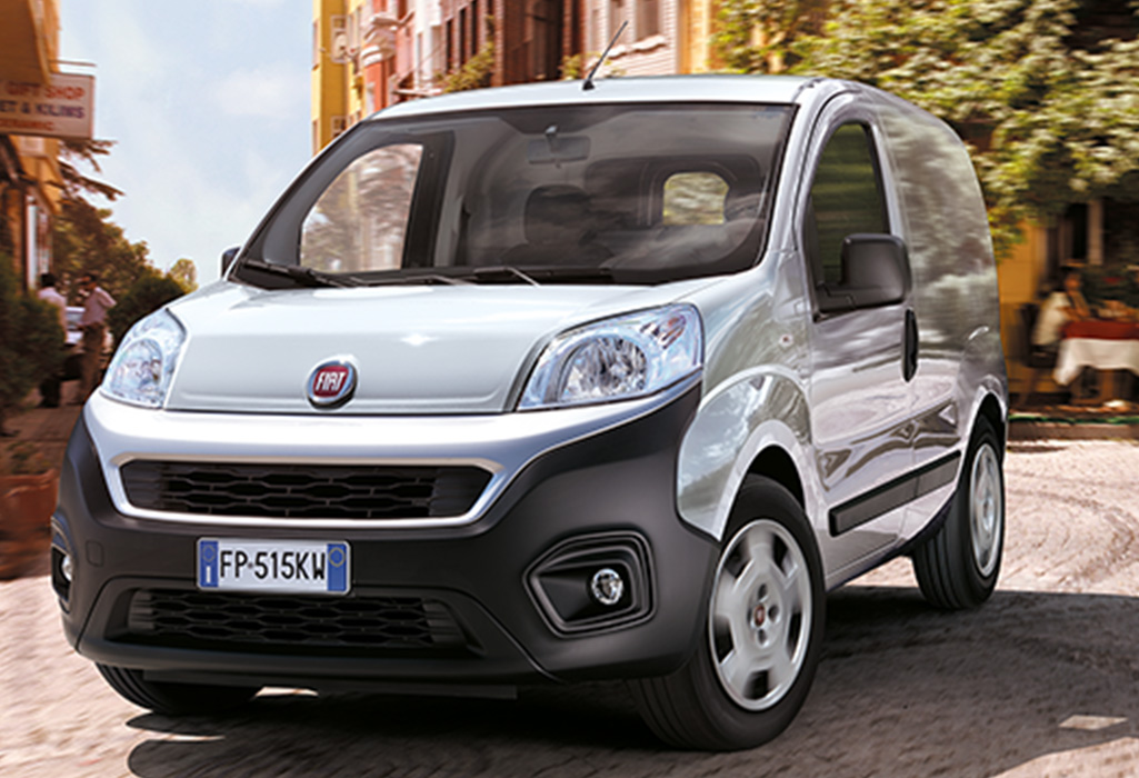 Fiat Professional Fiorino Cargo Overview Banner