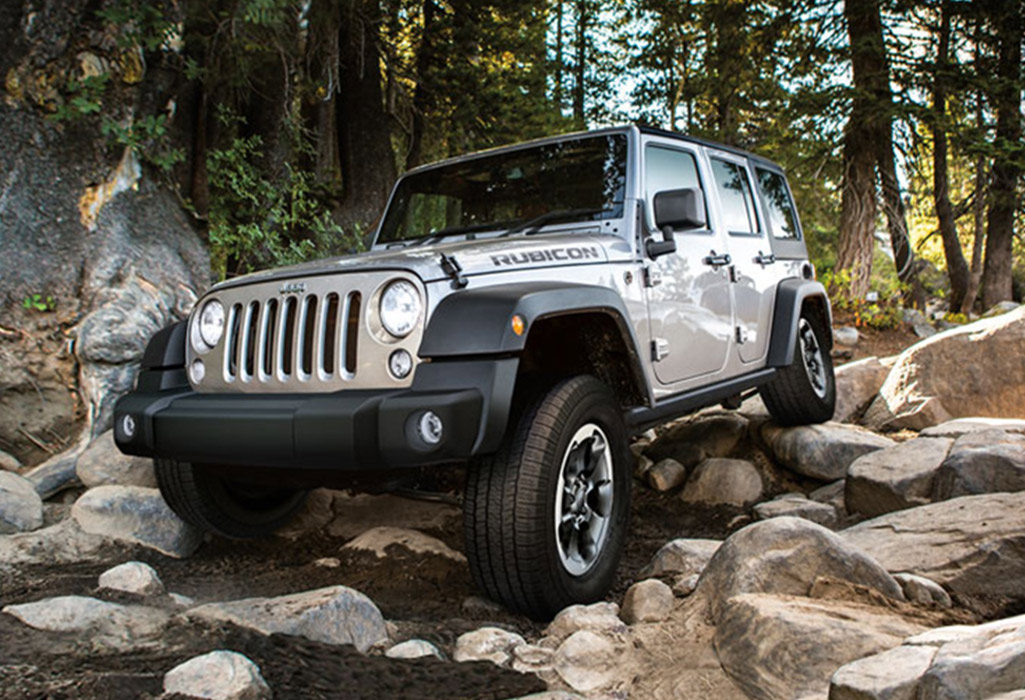 Jeep Unlimited Overview Banner