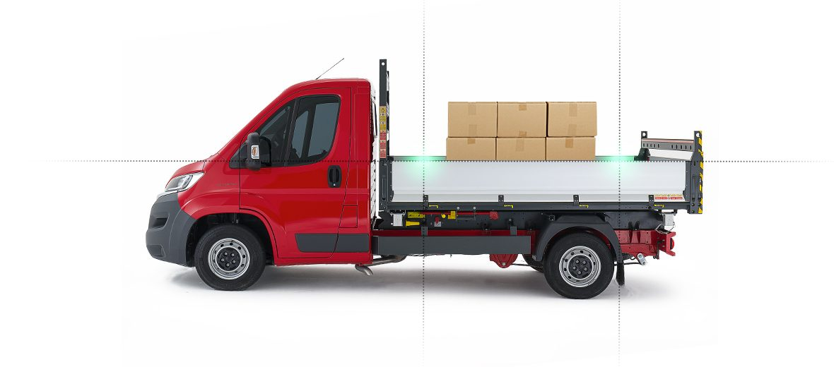 The Fiat Professional Ducato Chassis Cab Safety